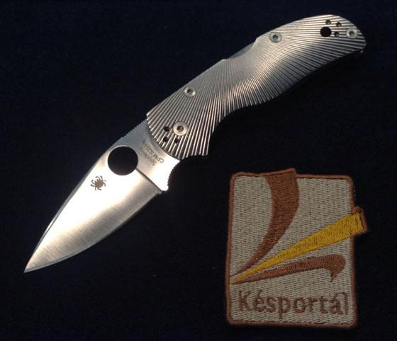 Kesportal: IWA2013 Spyderco 08