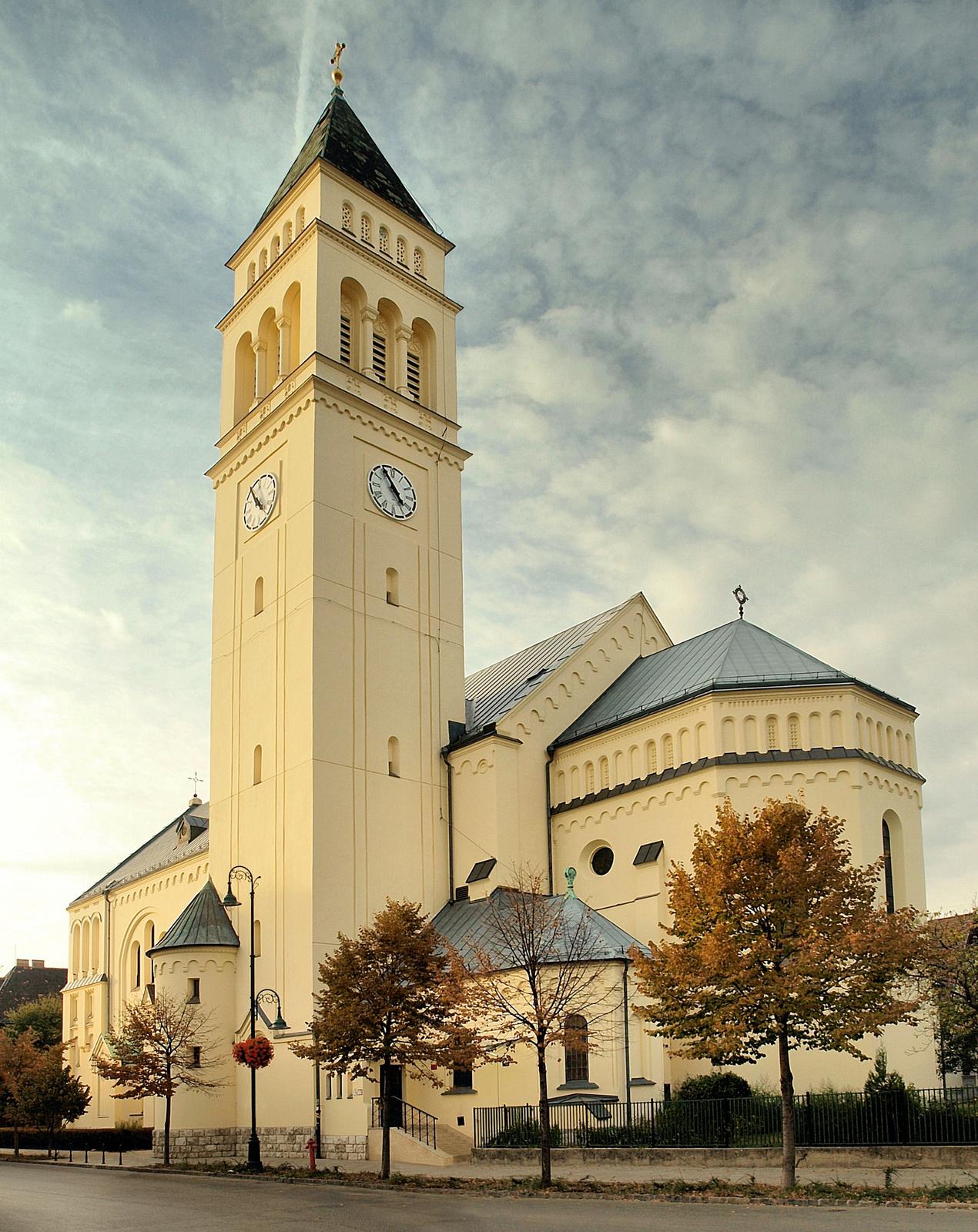 A Szent József templom