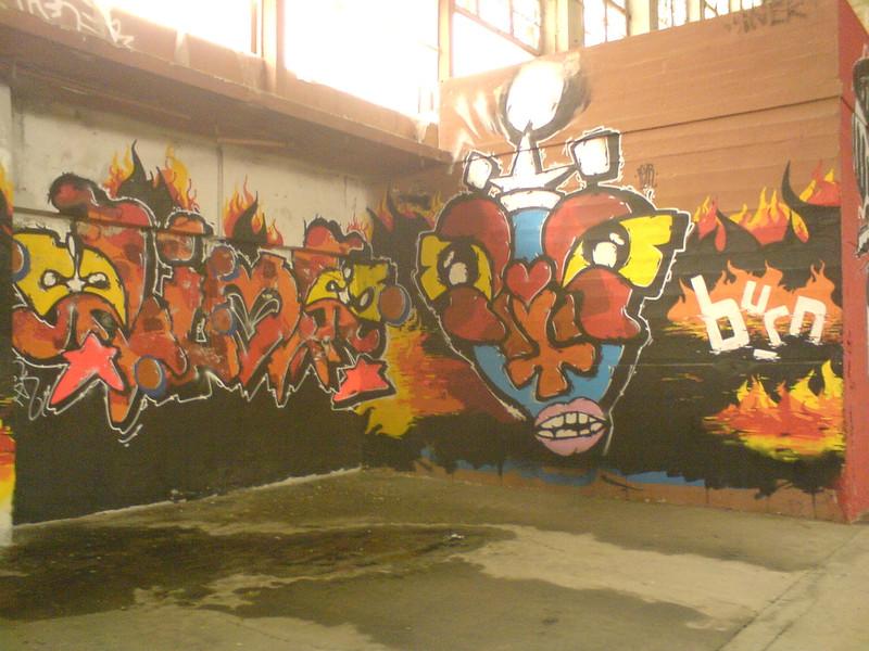 193- Törzsi lángok by Peir