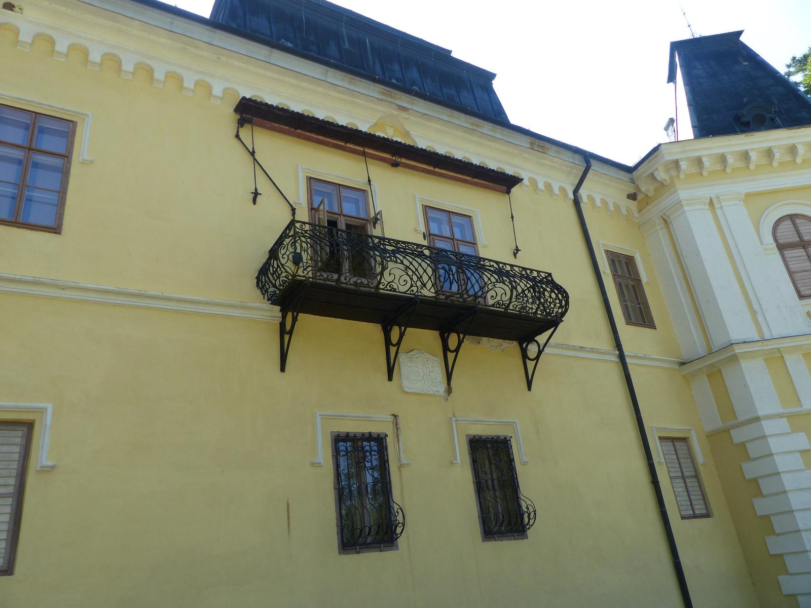 Betliar (Betlér), az Andrássyak kastélya, SzG3