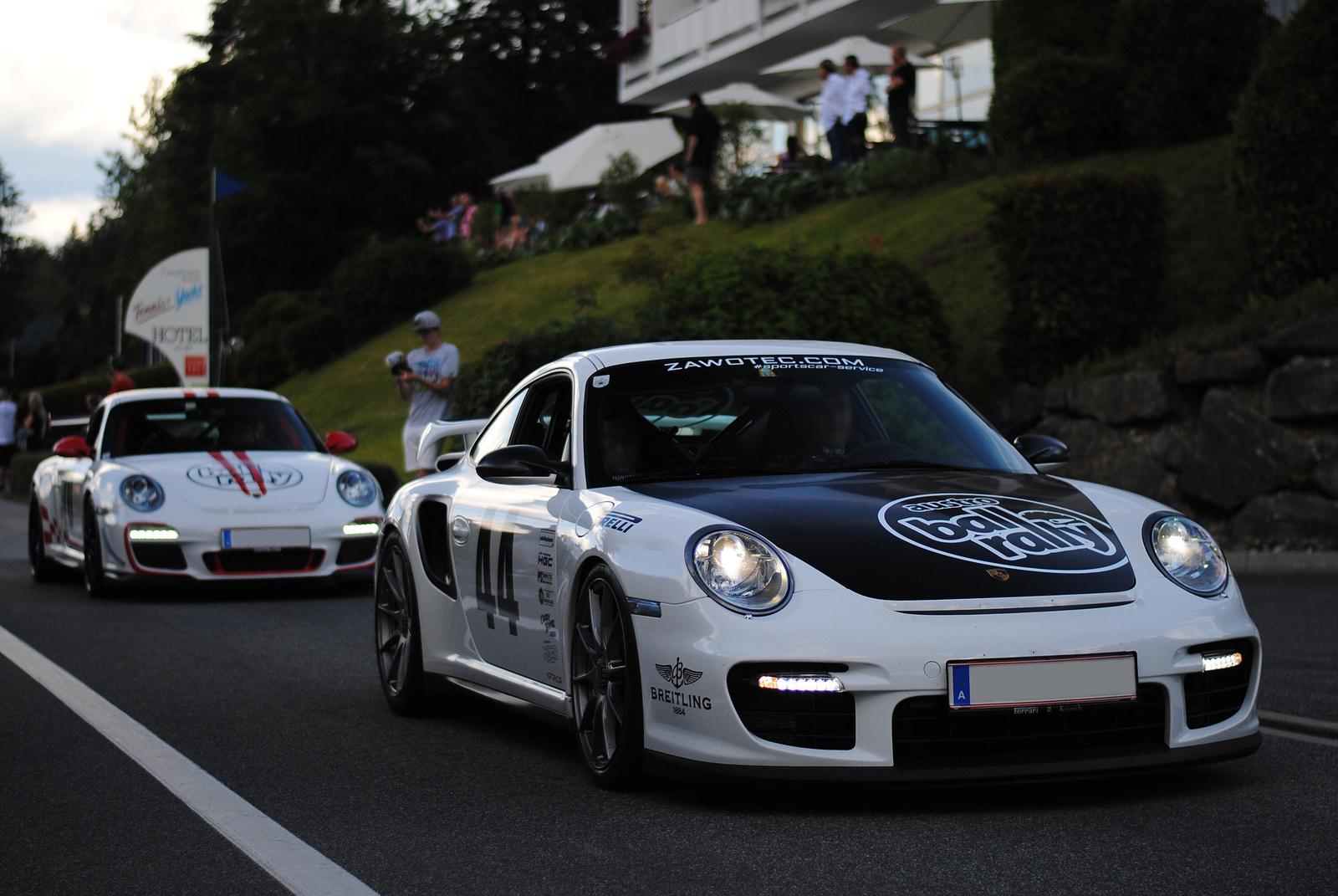 Porsche 911 (997) GT3 RS MkII - 911 (997) GT2