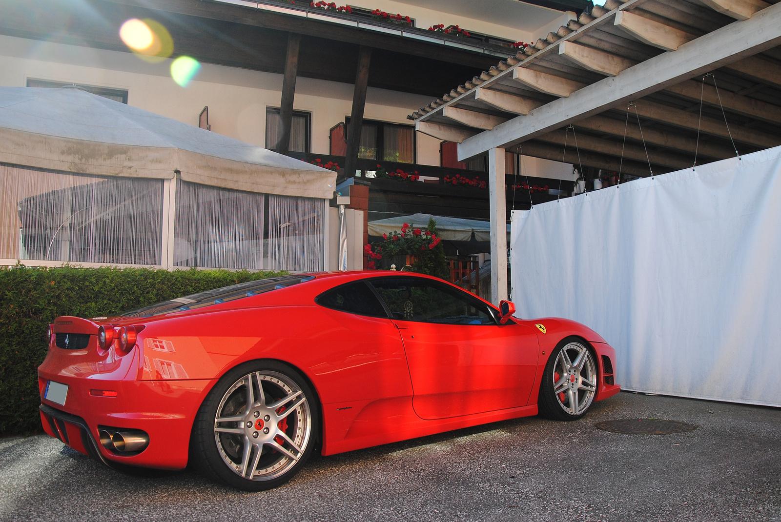 Ferrari F430 Novitec Rosso