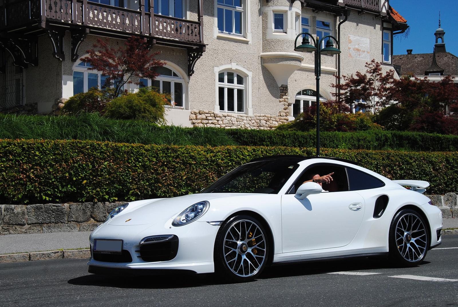 Porsche 911 (991) Turbo
