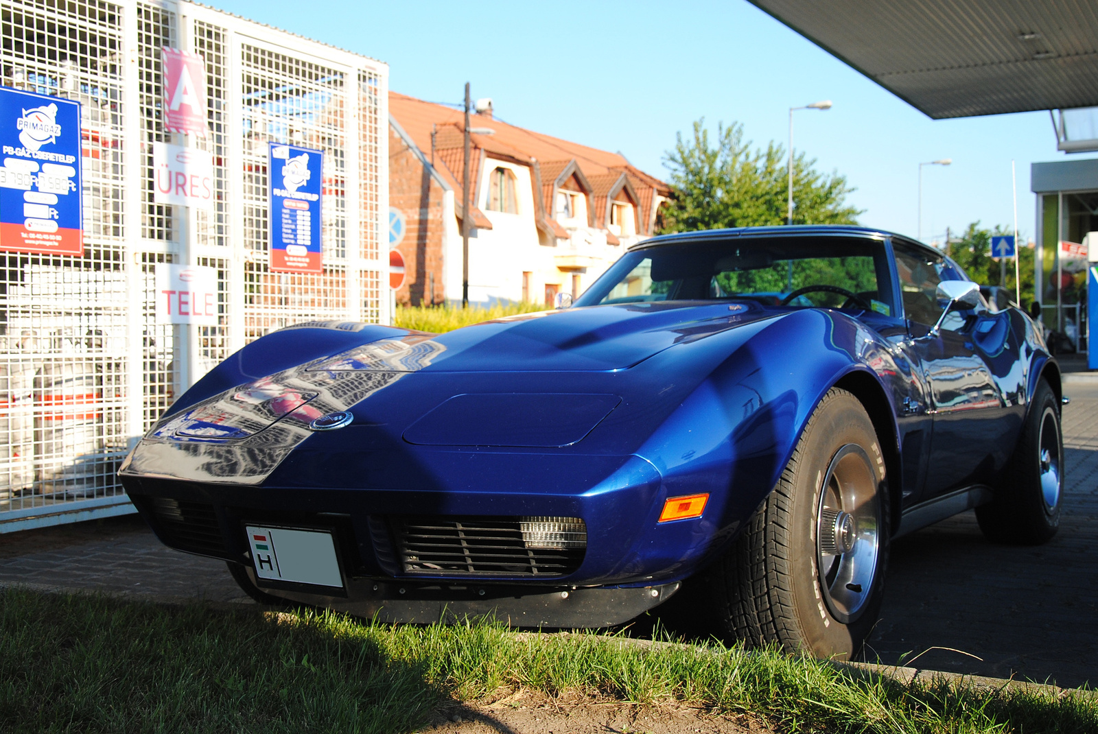 Chevrolet Corvette C3 Stingray