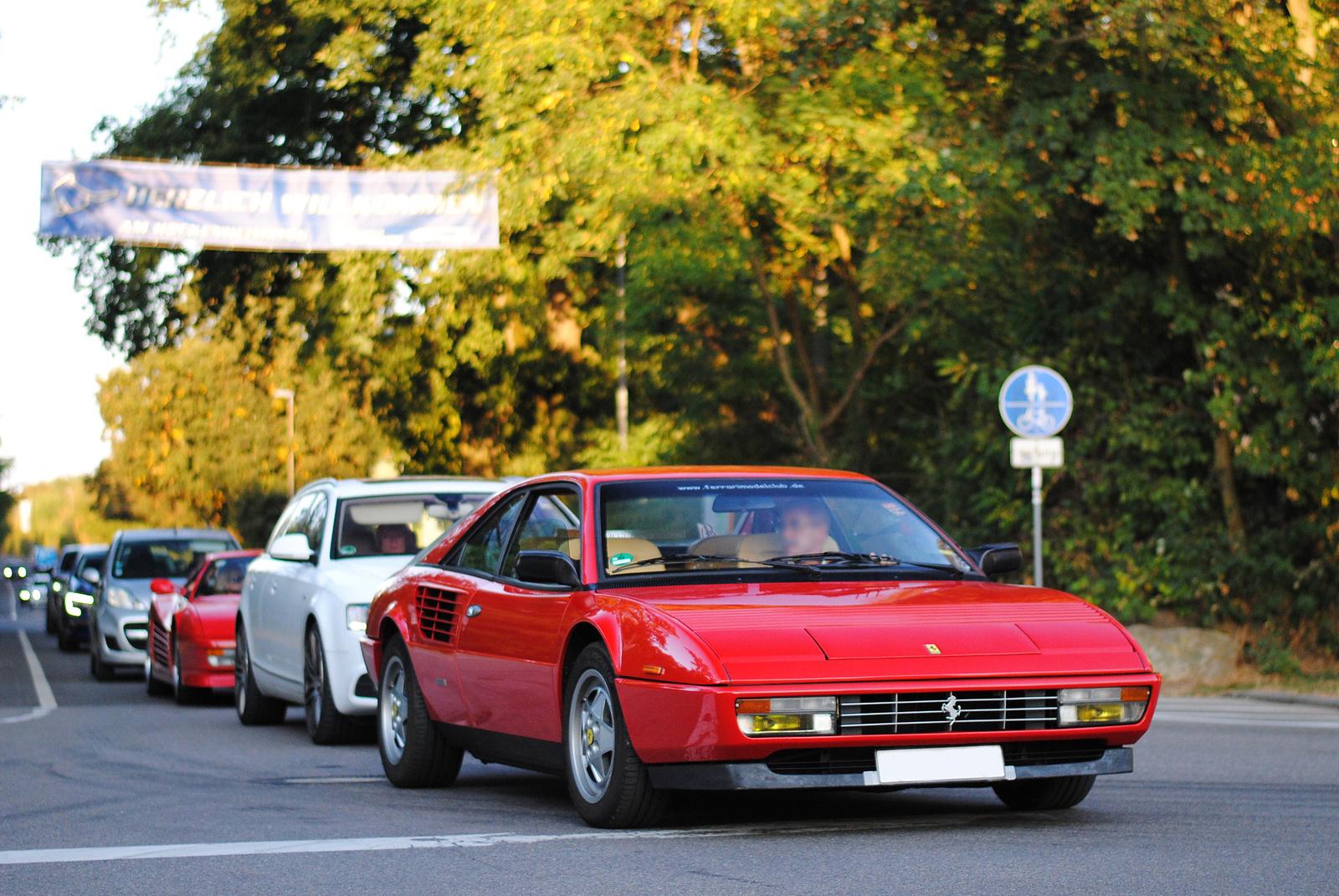 Ferrari Testarossa - Ferrari 3.2 Mondial
