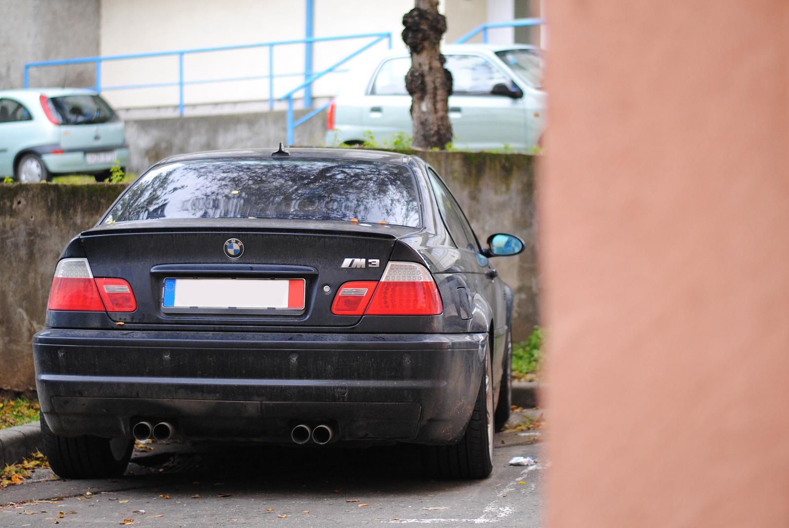 BMW M3 E46 Coupé