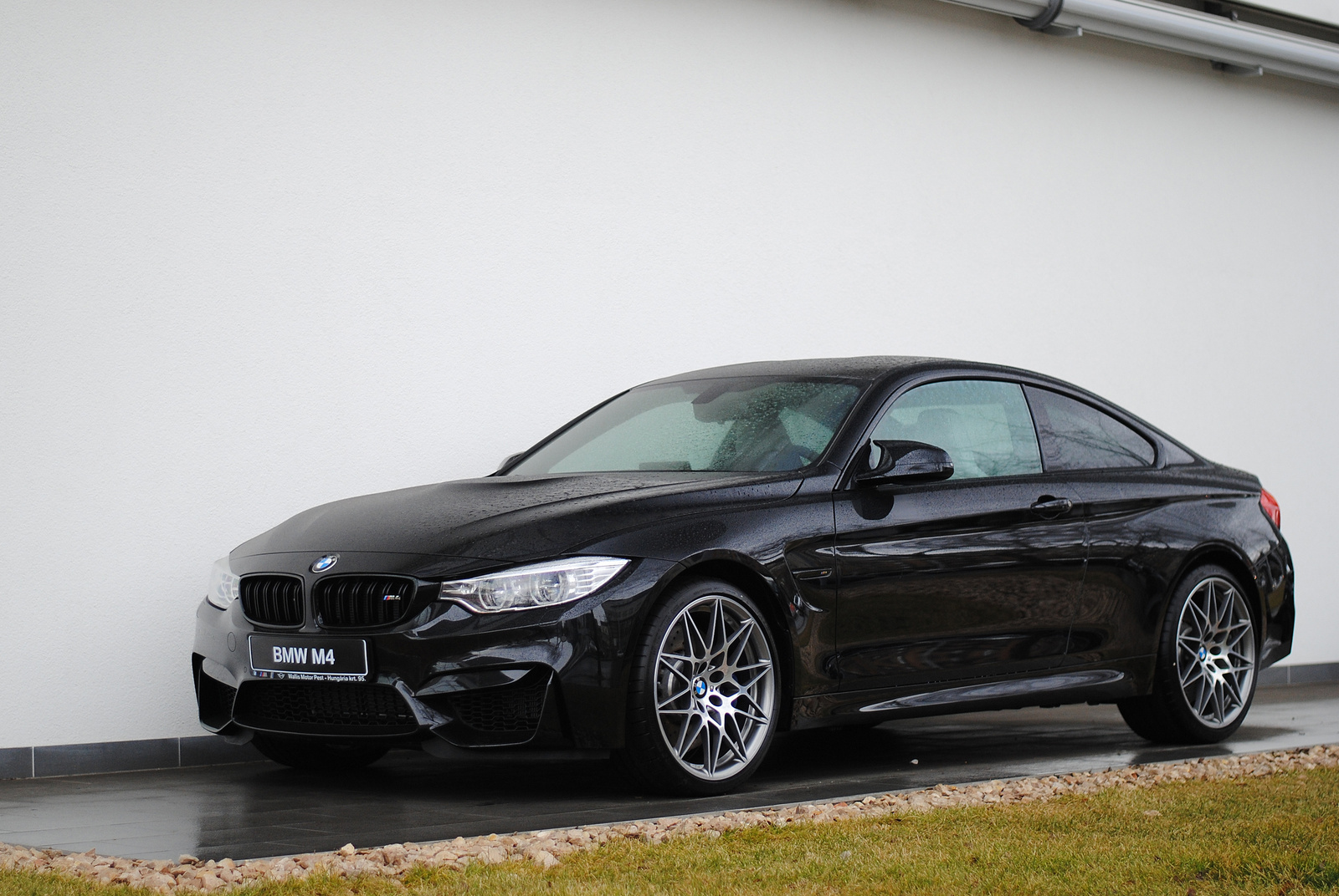 BMW M4 F82 Coupé Competition Package