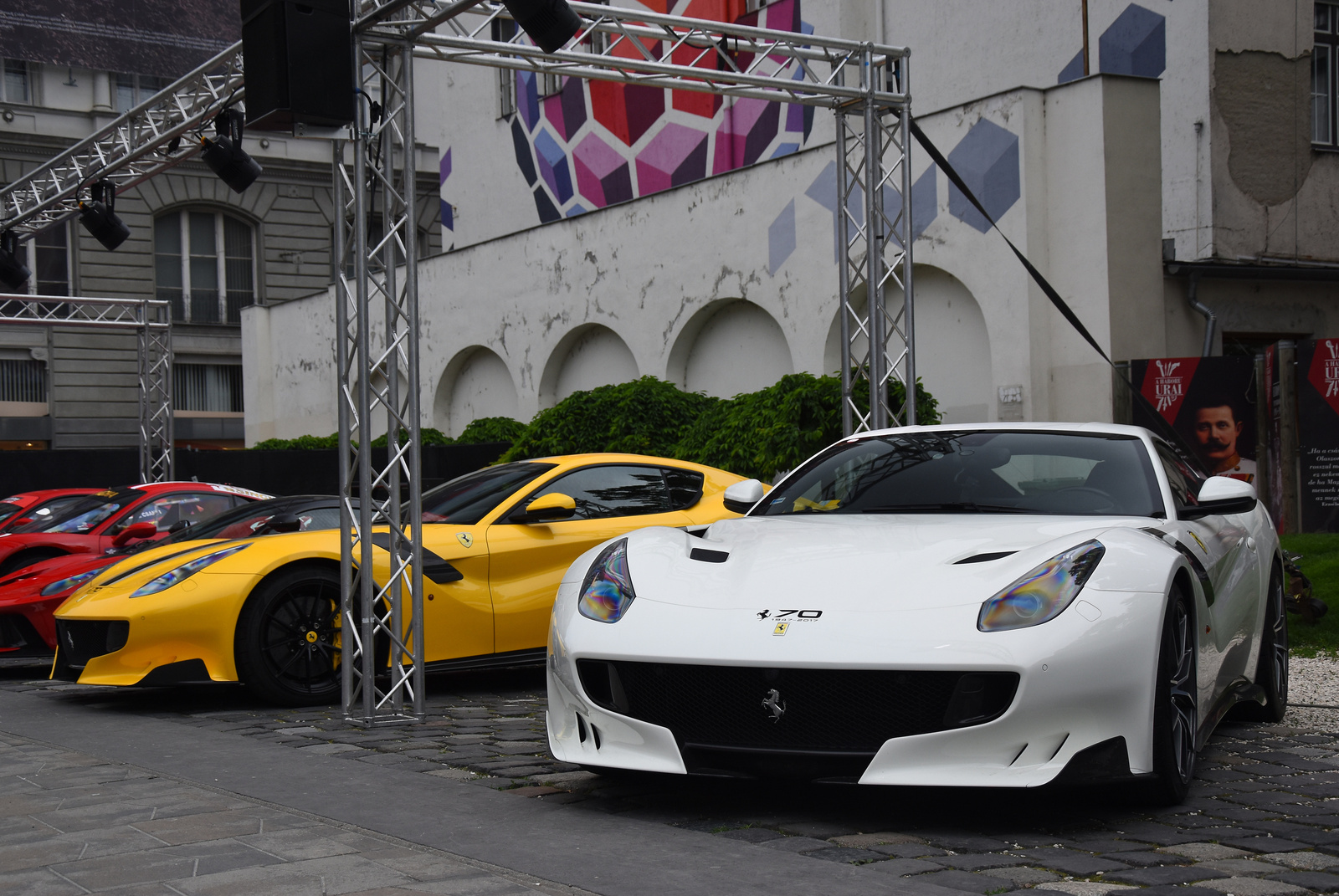Ferrari F12tdf - Ferrari F12tdf