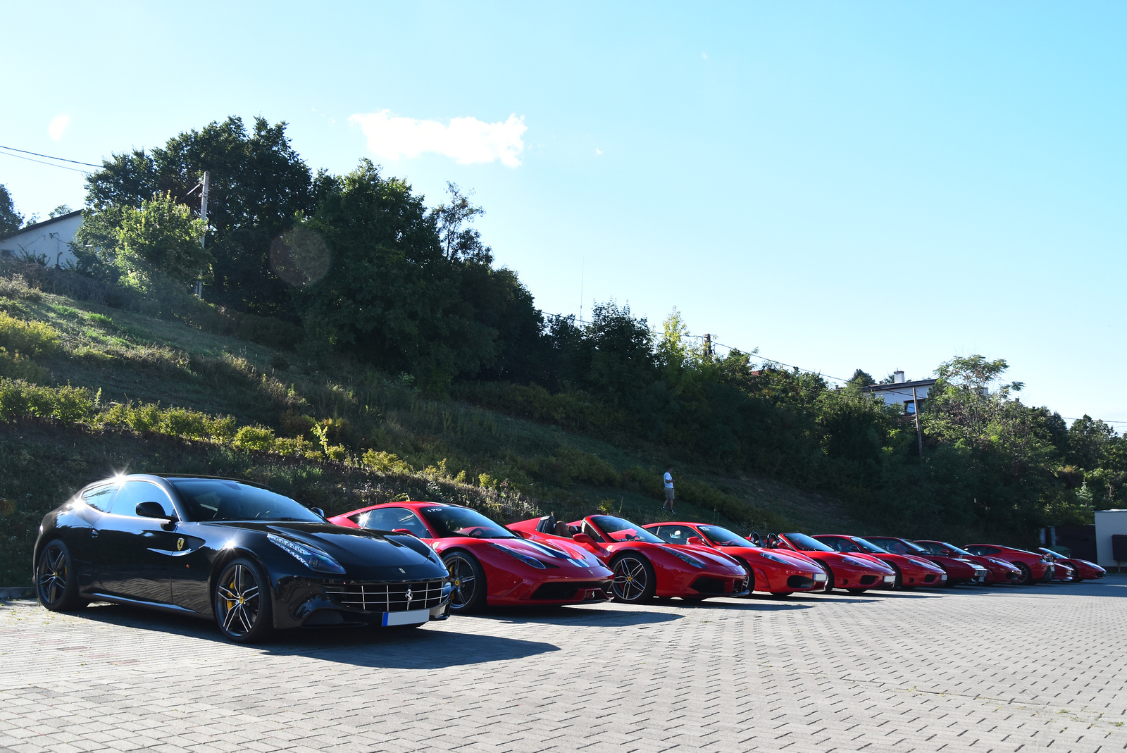 Ferrari Owners' Club Hungary