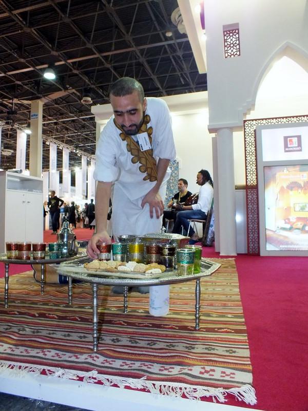Készül a marokkói különlegesség