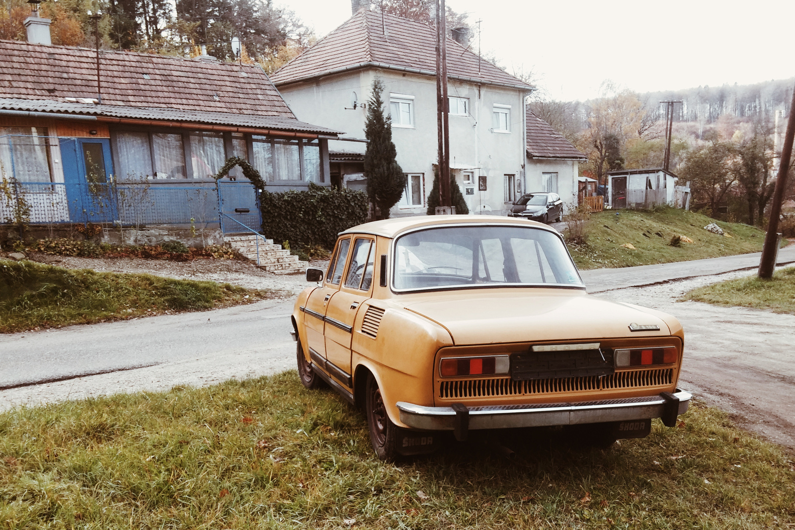 Škoda S100