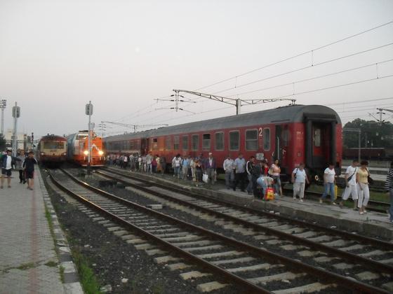 Timisoara Nord-resicai peronok