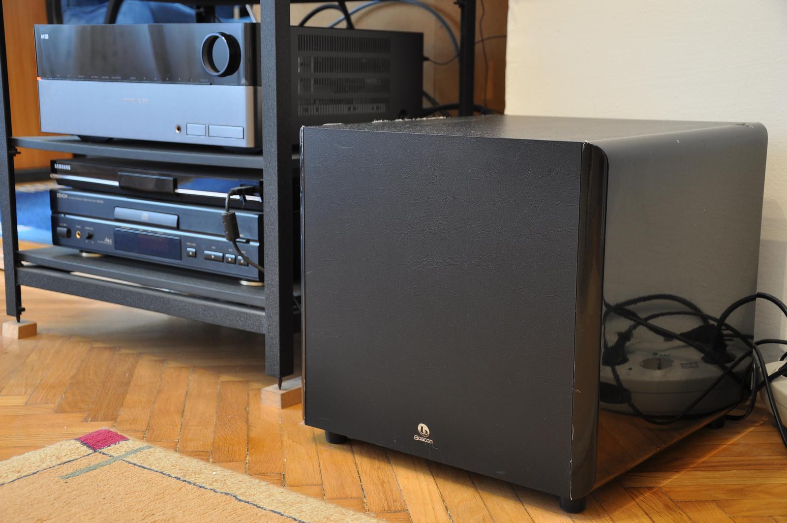 Boston Acoustics Asw 250 022 Mufracsek A