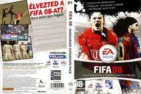 freddyD: barazd borító FIFA08 Hungarian Expansion Pack