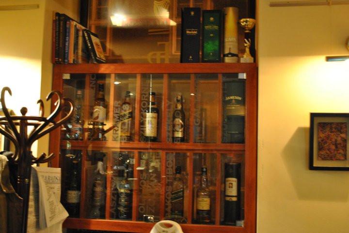 Whisky trezor
