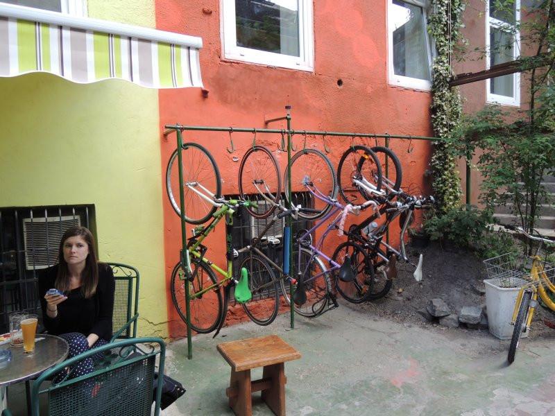 Lógó kerékpárok