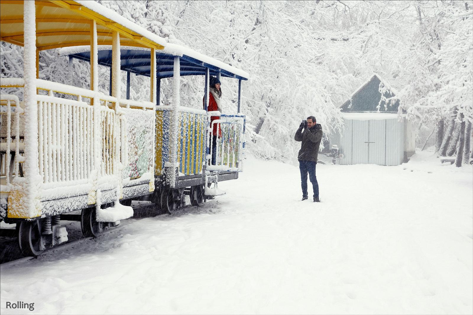 Végre havazik,zik,zik,,,,