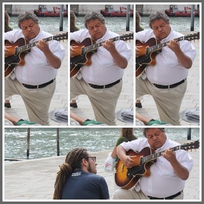 Gitár Velencében