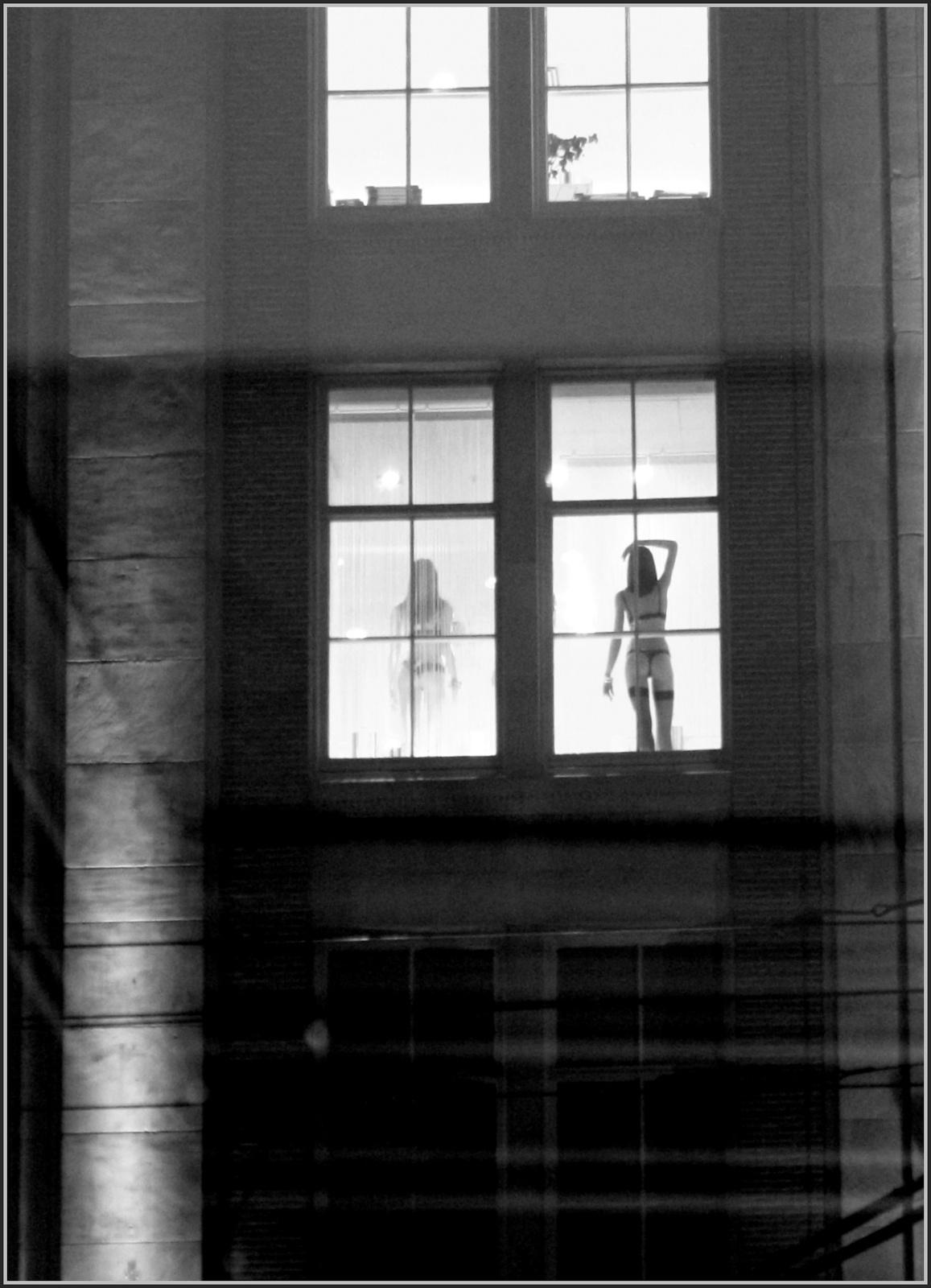 Amsterdami ablakok