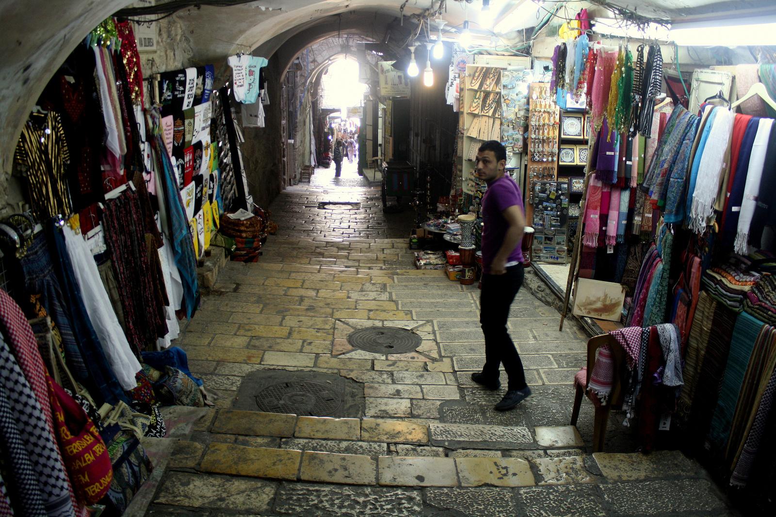 Jeruzsálem óváros
