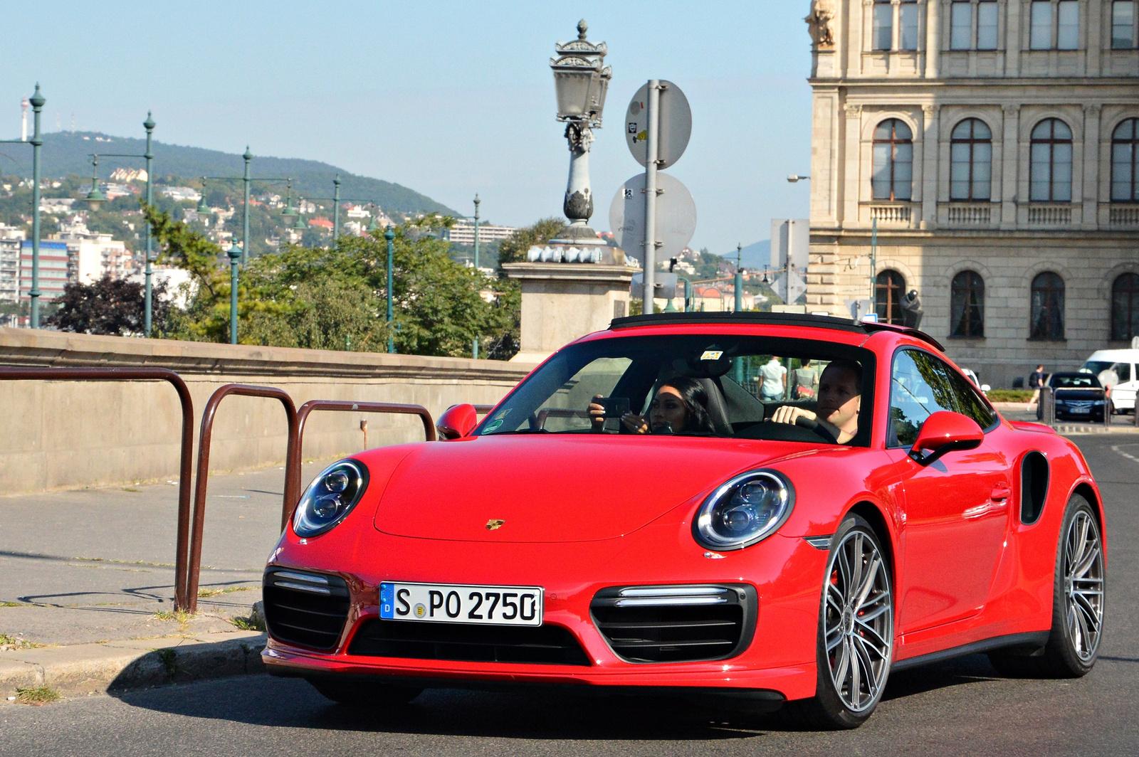 Porsche 911 (991) Turbo MKII