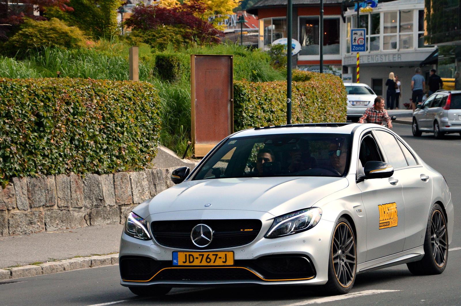 Mercedes-AMG C35 S