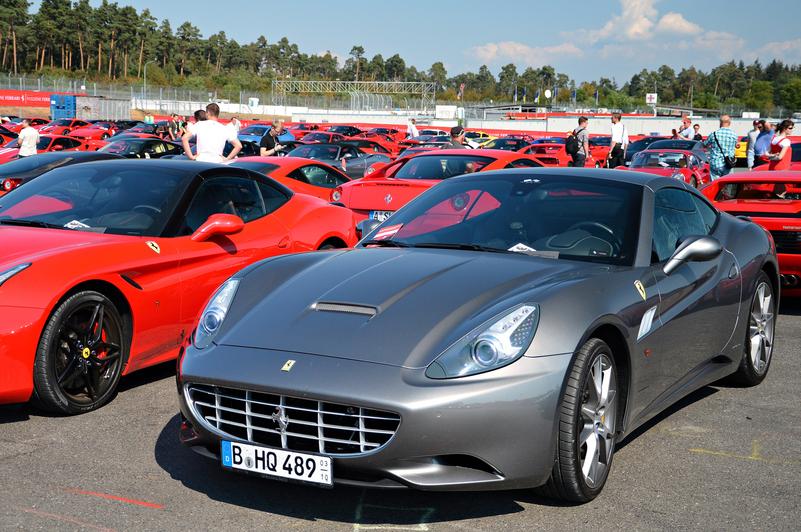Ferrari California 30