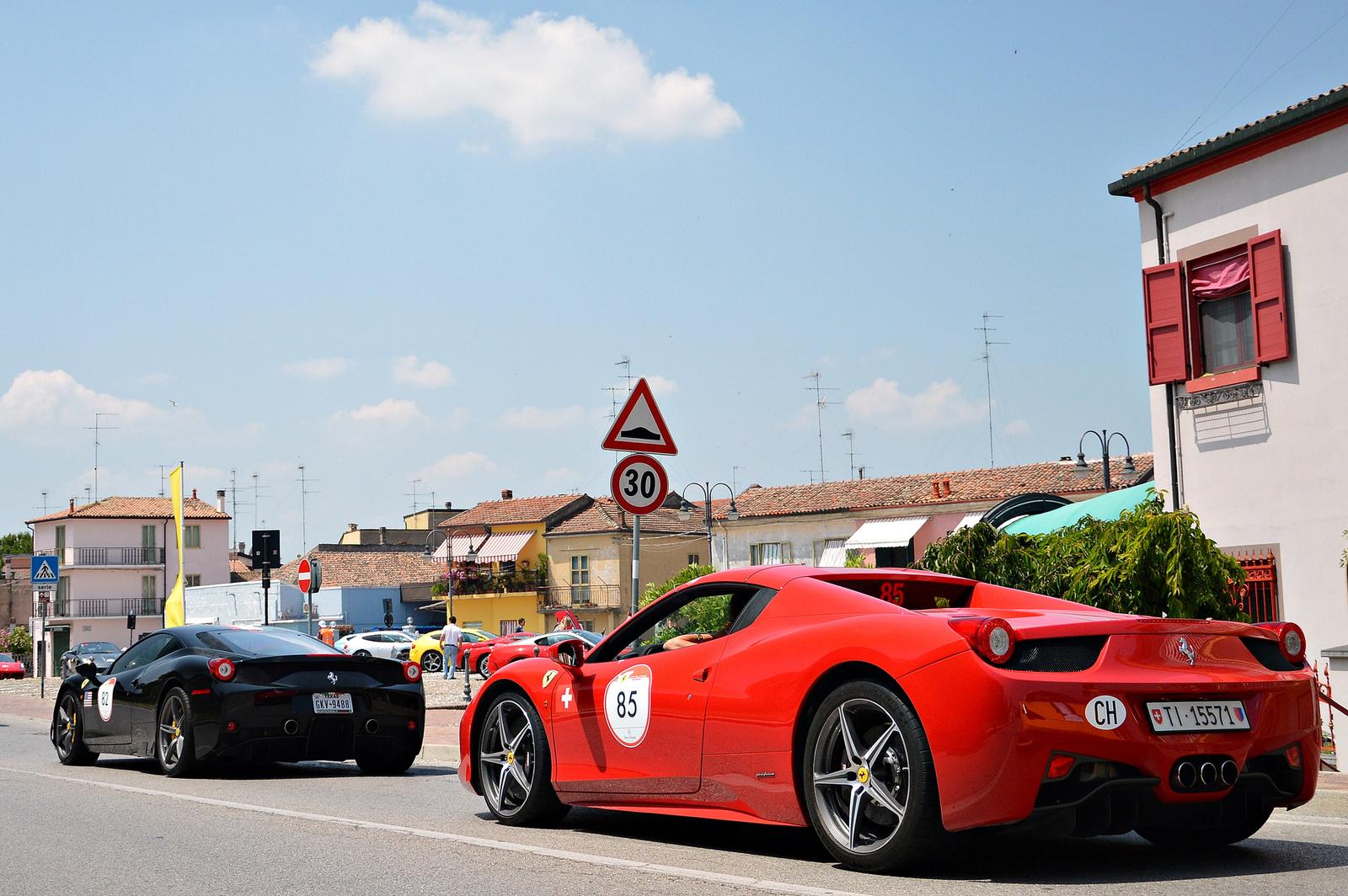 Ferrari 458 Spider -- 458 Speciale