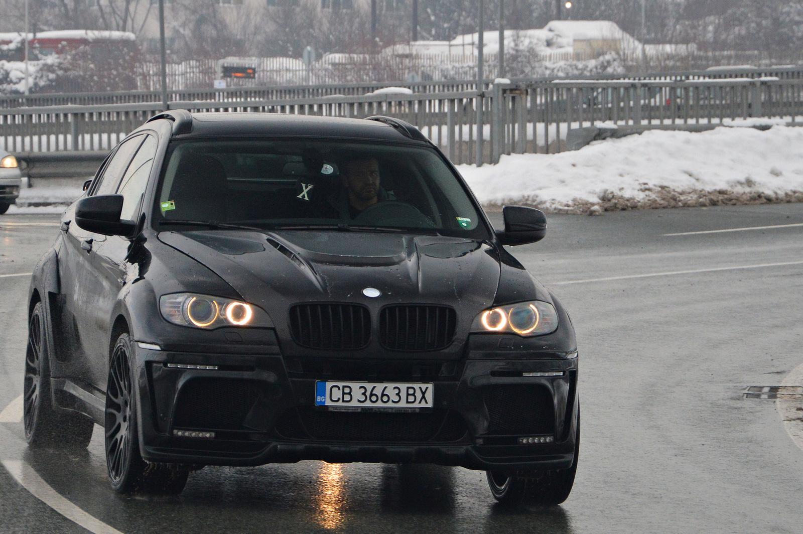 BMW X6 Hamann Tycoon Evo