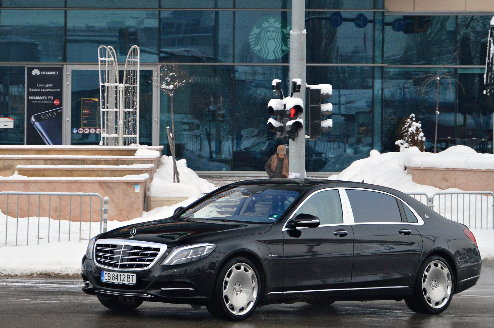 Mercedes - Maybach S500