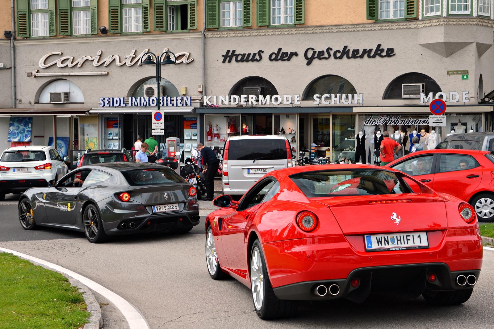 Ferrari 599 GTB Fiorano -- FF