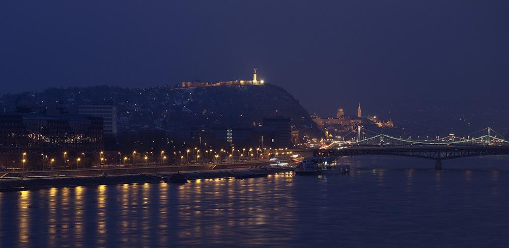 Budapest a MÜPA-ról