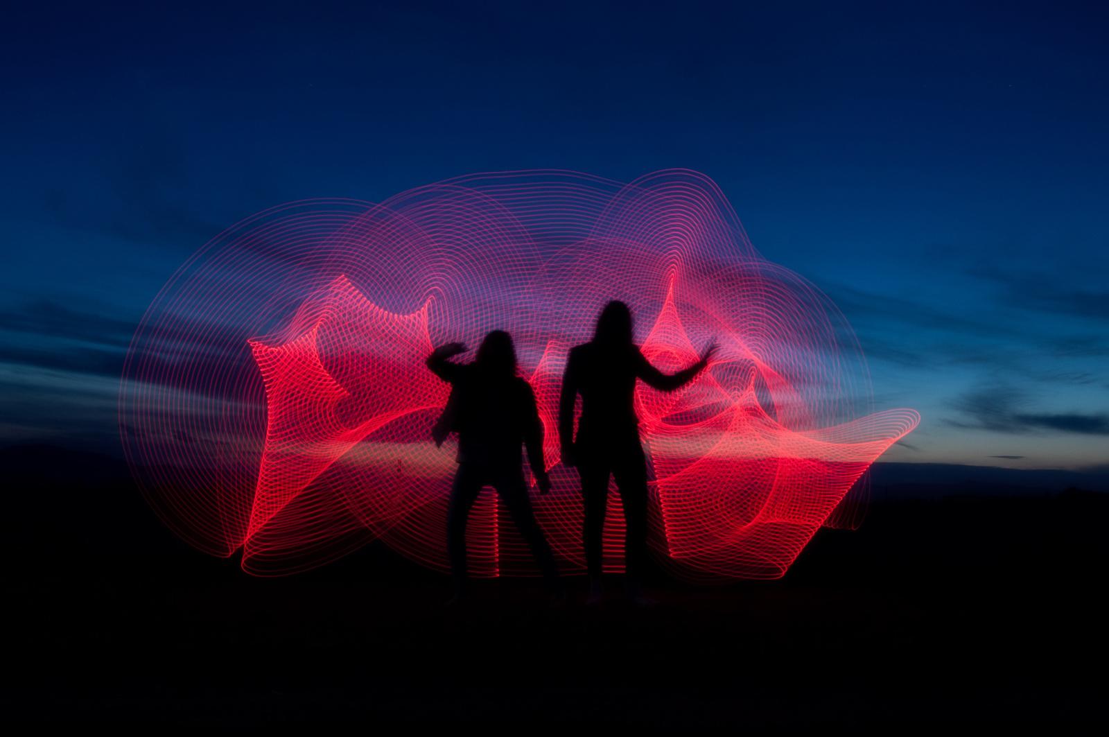 Laser Dance