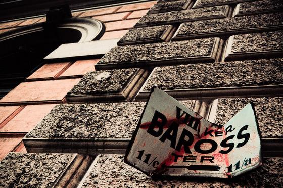 torobala: baross tér