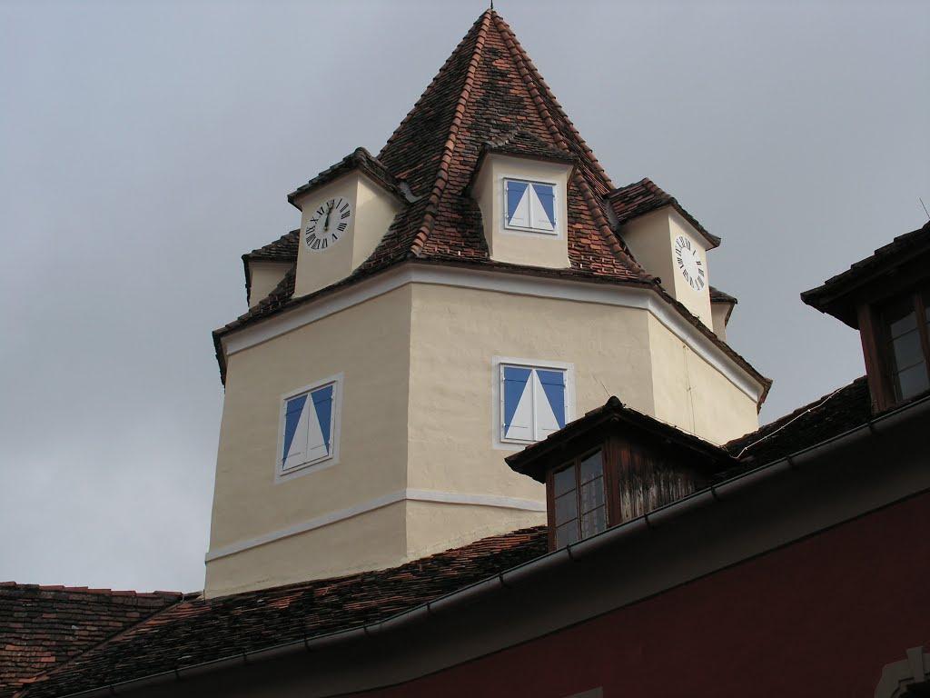 Kornberg, Schloß Kornberg (Bardeau kastély), SzG3