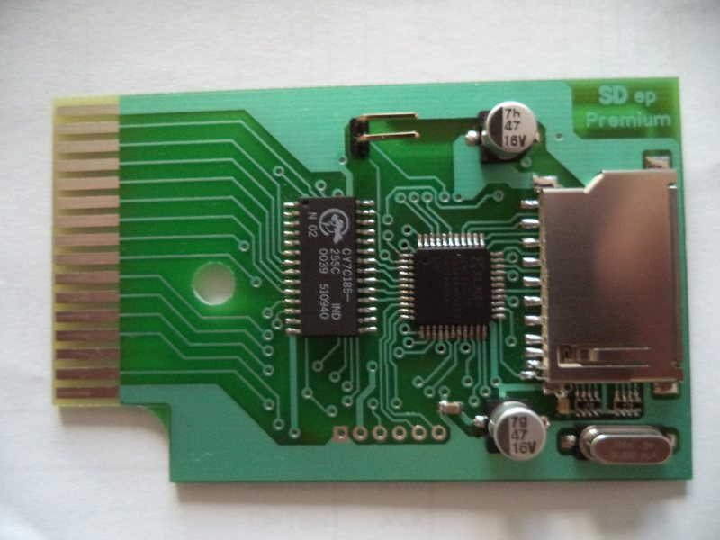 01 EP128 SDadapter prémium