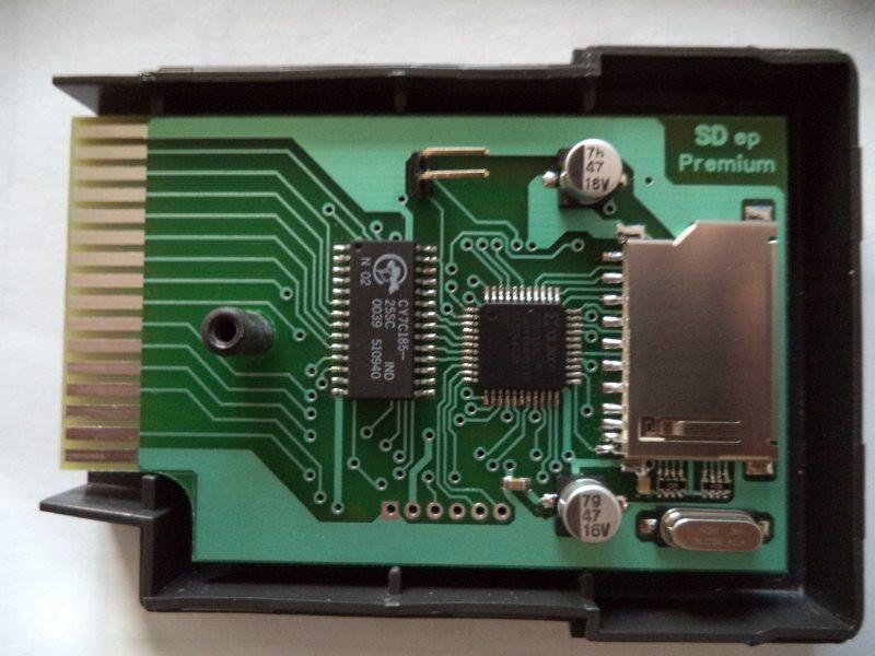 03 EP128 SDadapter prémium