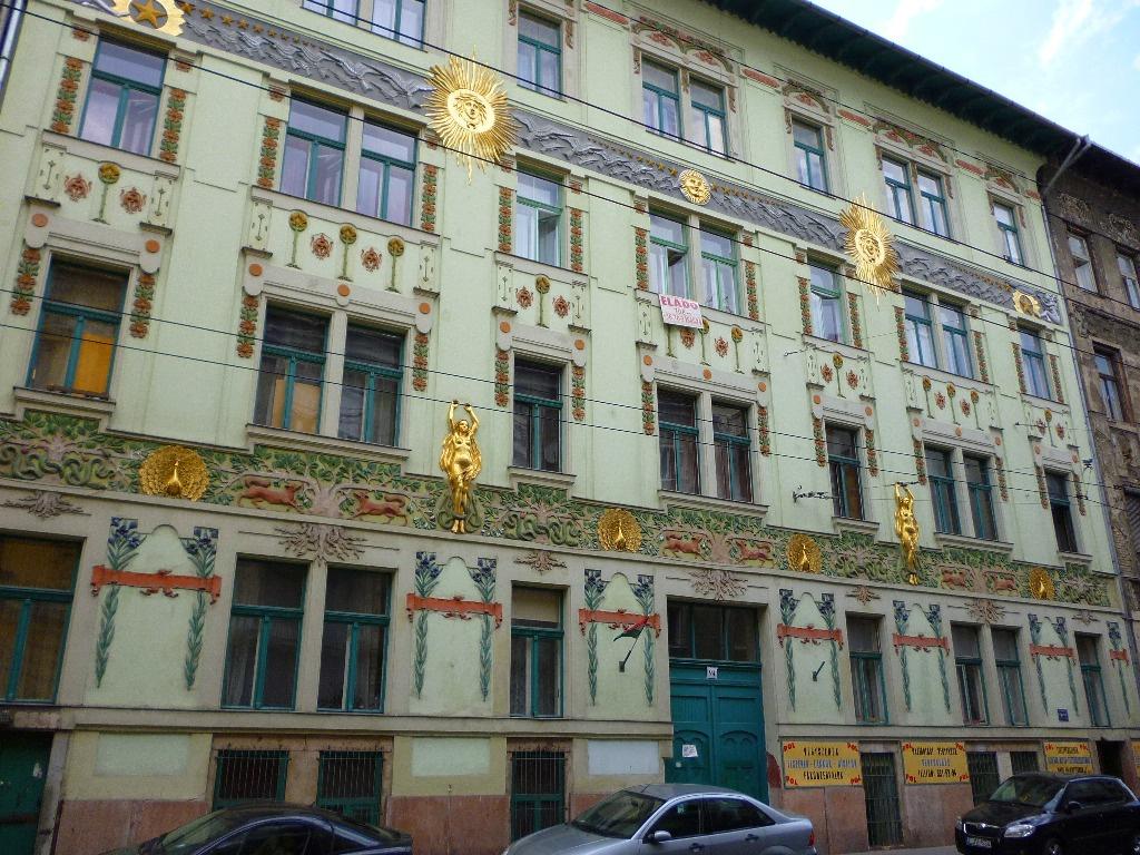 Lindenbaum-ház