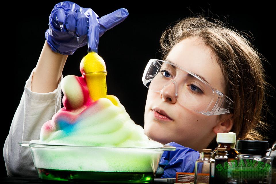 The Chemist Girl