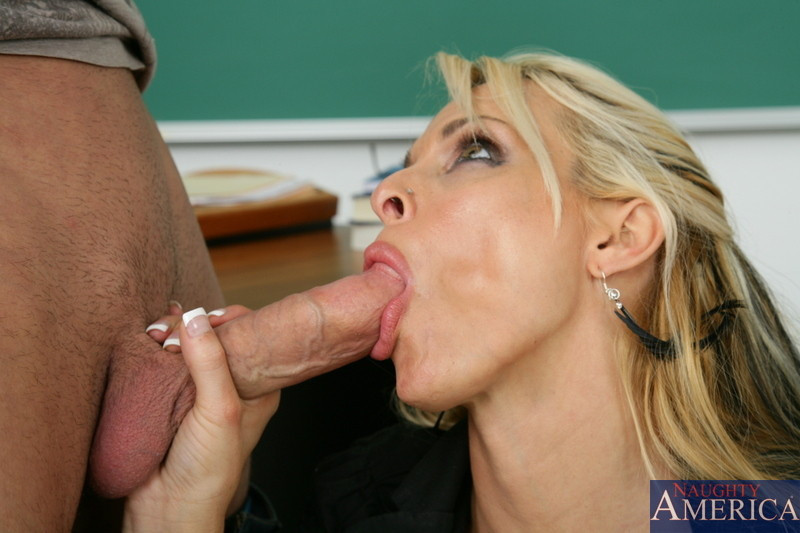 Holly halston big cock in mouth