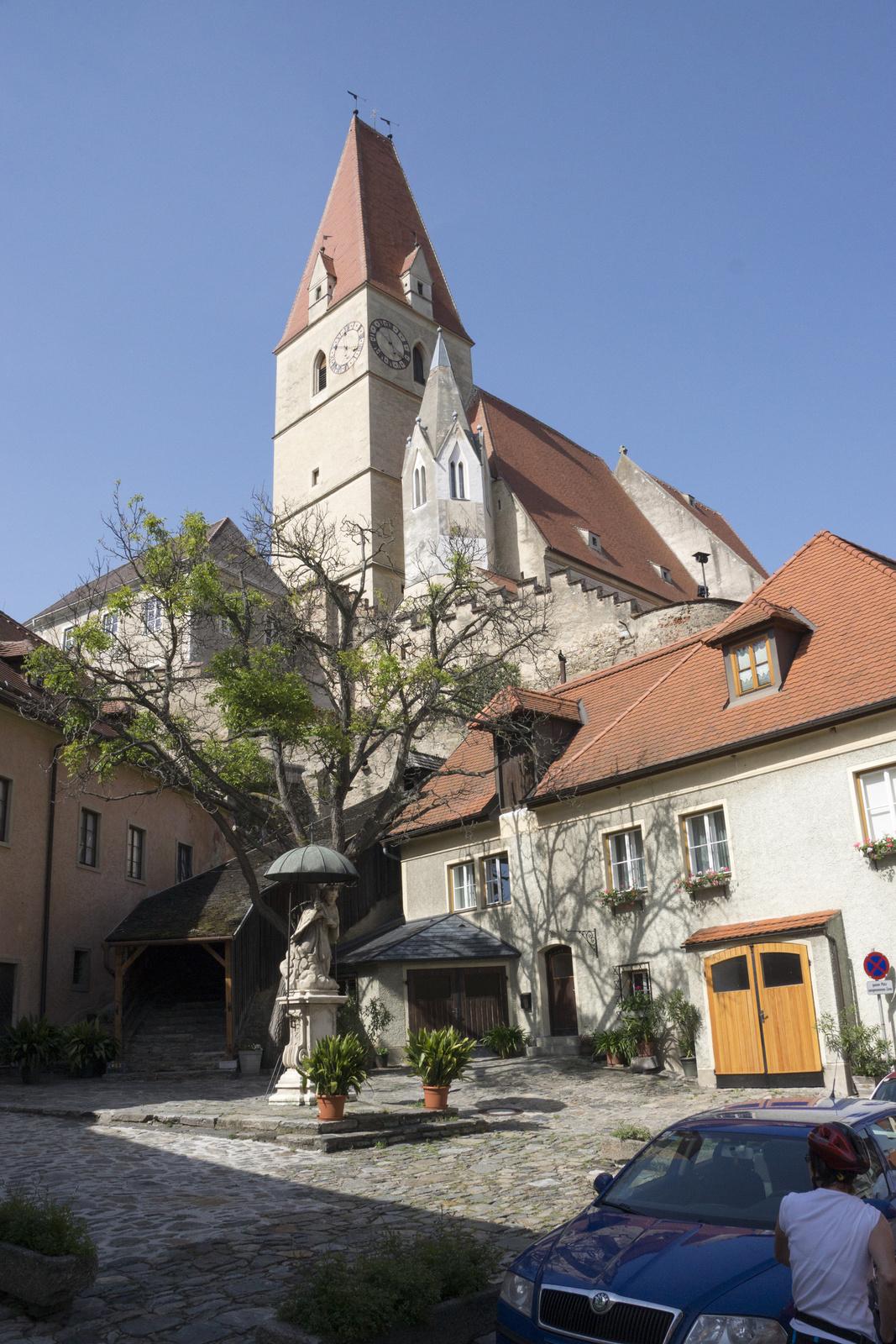 Passau-Bécs/Weissenkirchen