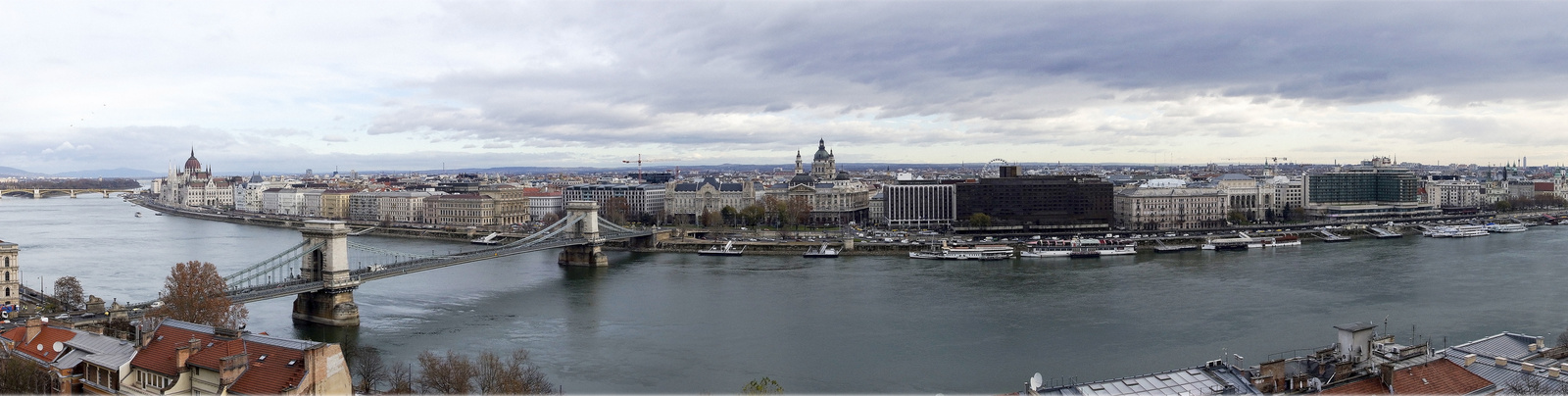 Budapest /Panoráma