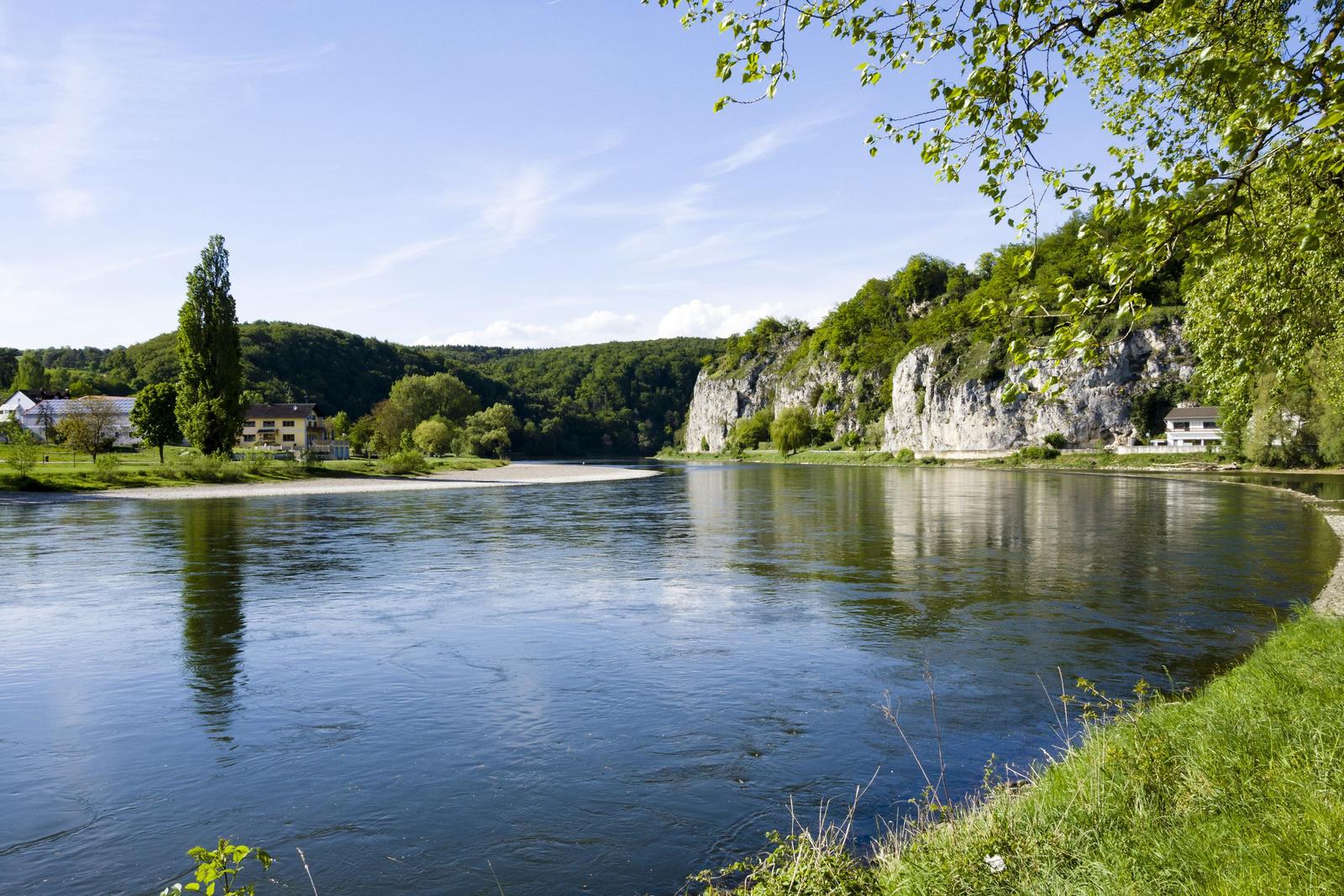 Duna-áttörés (Weltenburg-Kelheim).