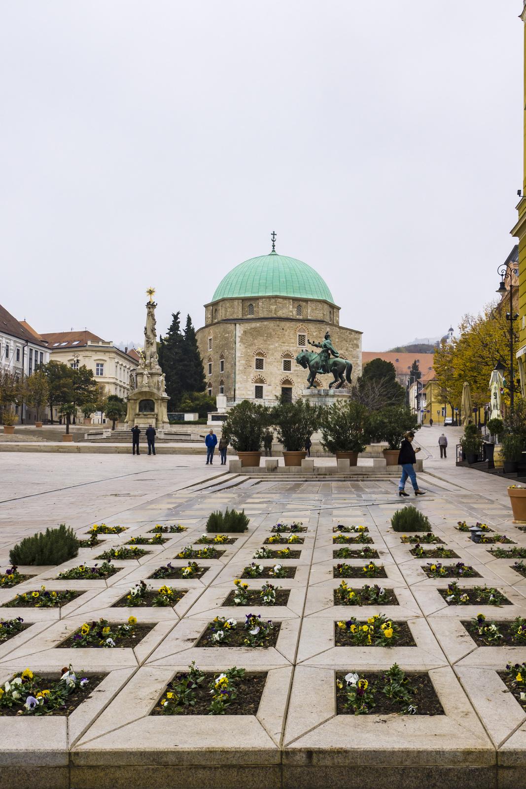 Pécs/Gázi Kászim pasa dzsámija