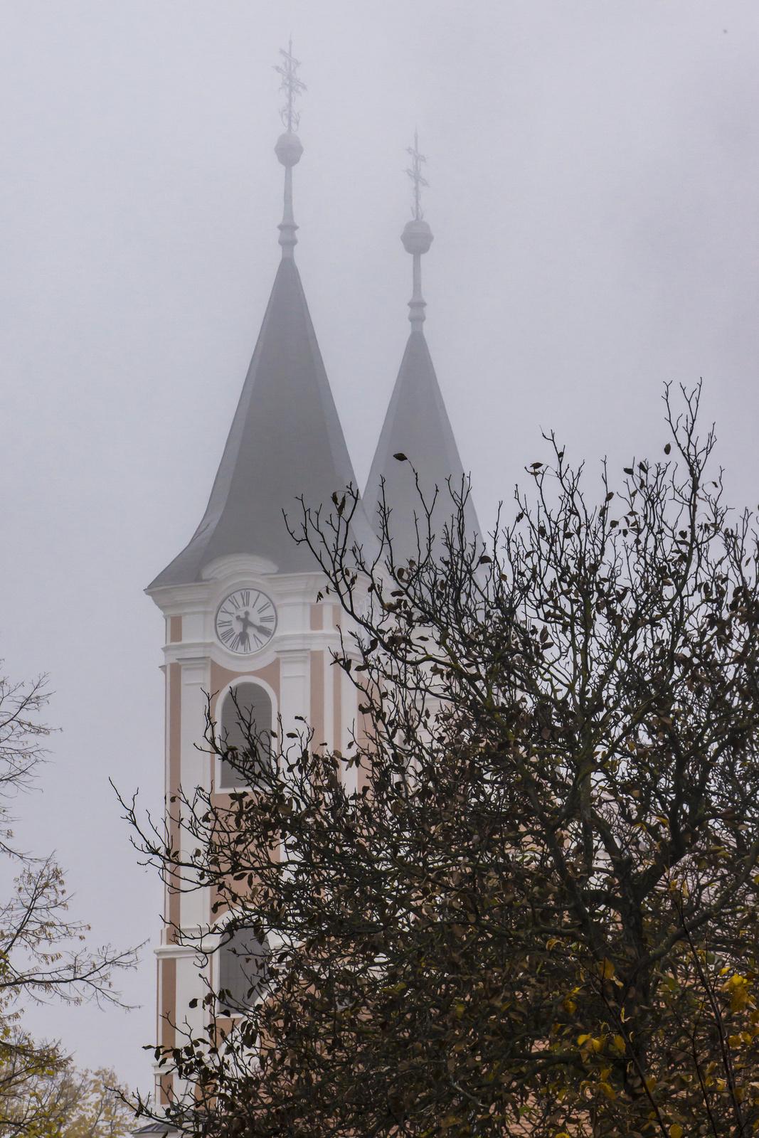 Máriagyüdi köd