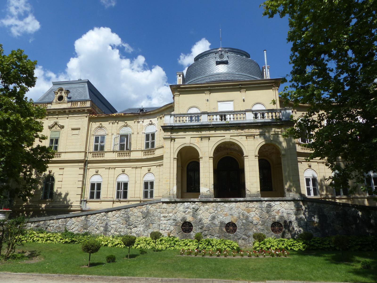 Tóalmás, Wahrmann - Andrássy kastély, SzG3