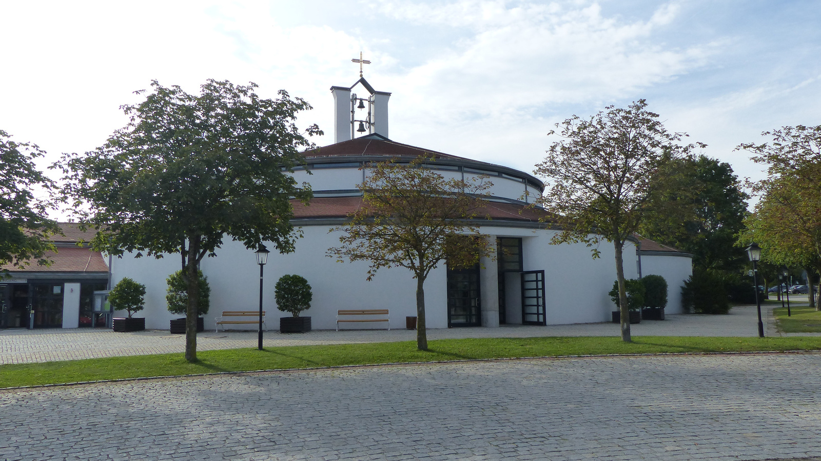 Bad Griesbach, Emmauskirche, SzG3