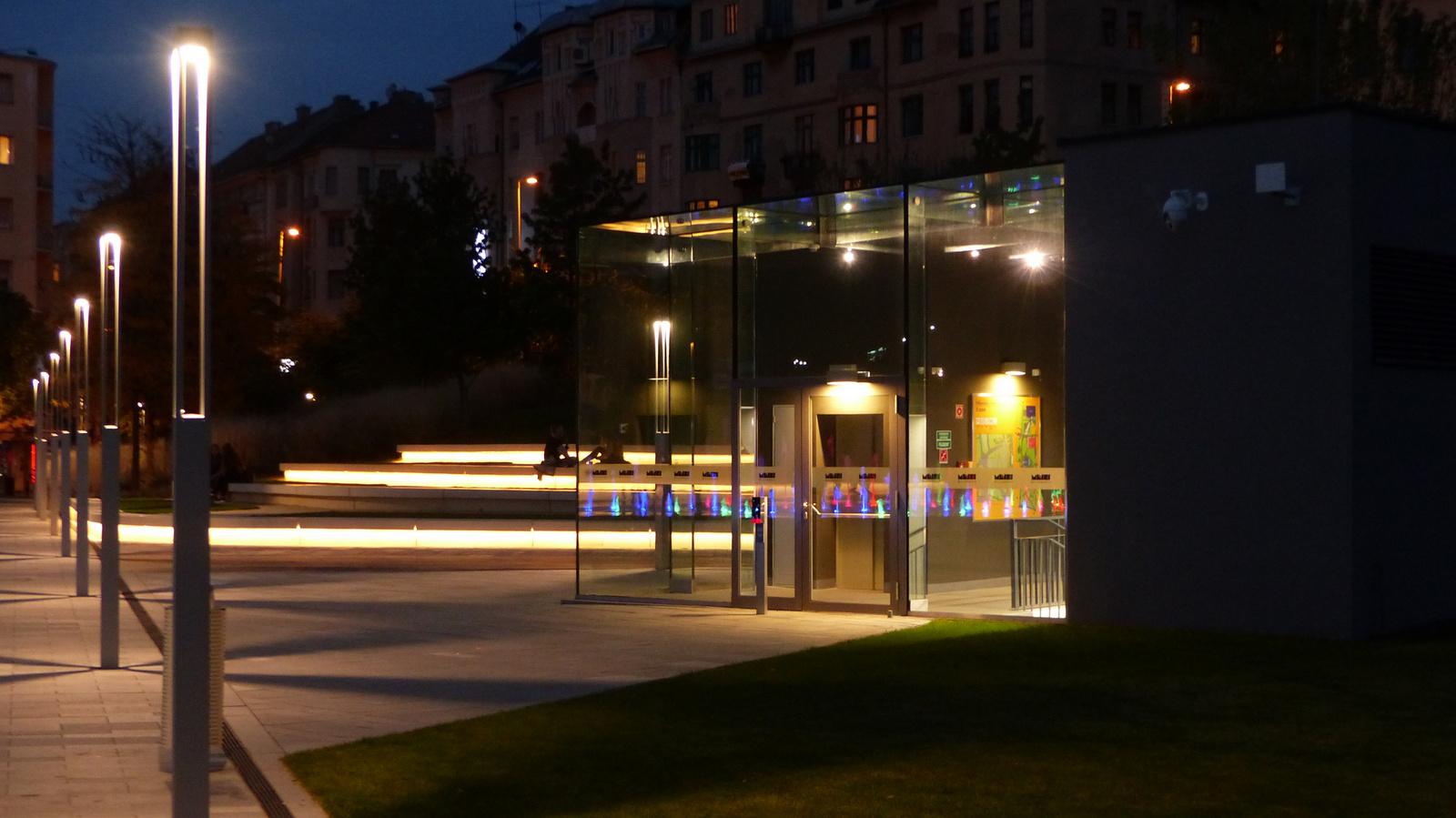 Budapest, Széllpark, SzG3