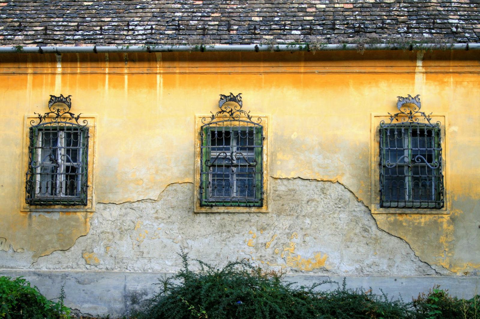 Rokokó ablakok
