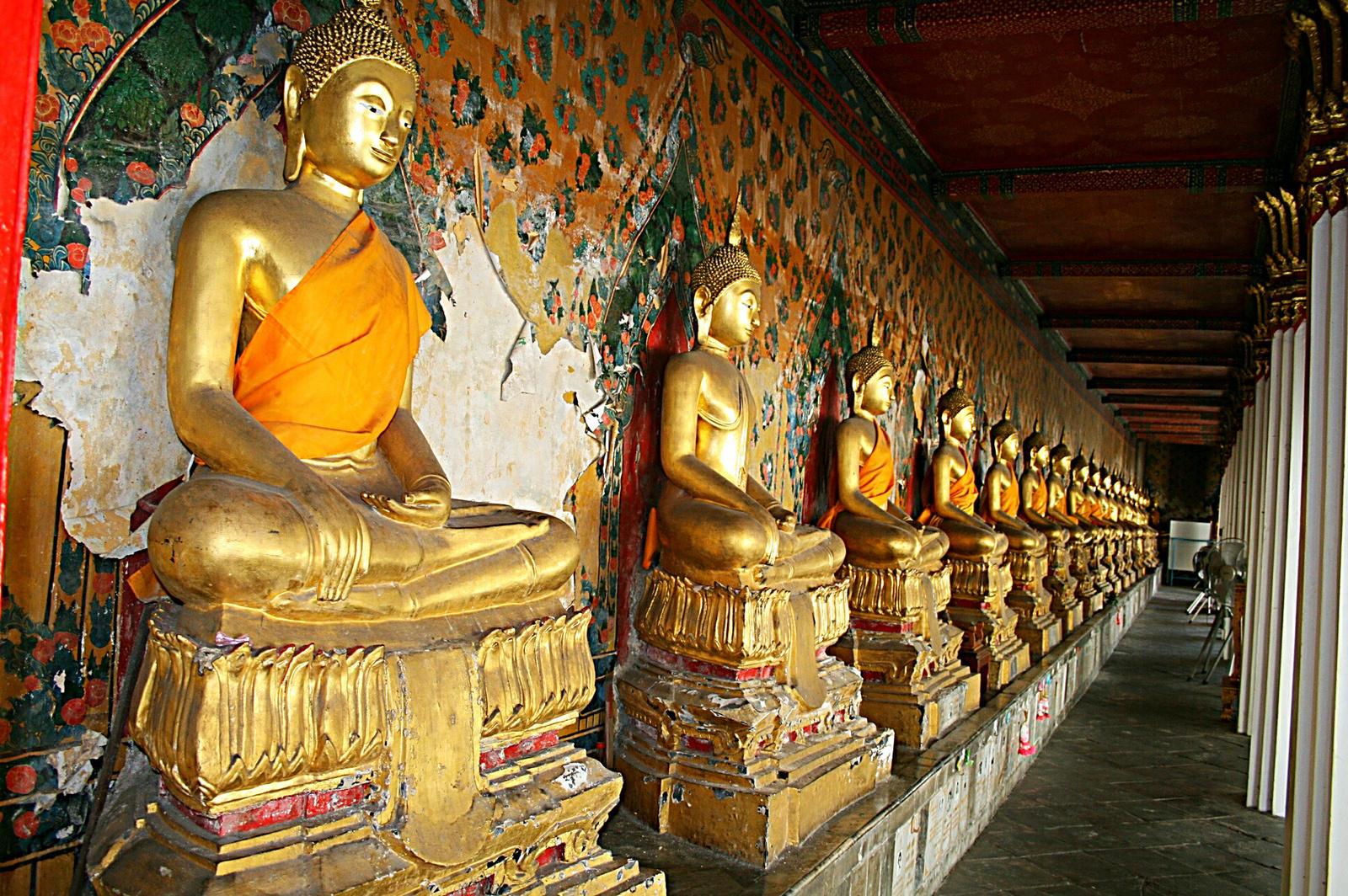 Buddha sereg